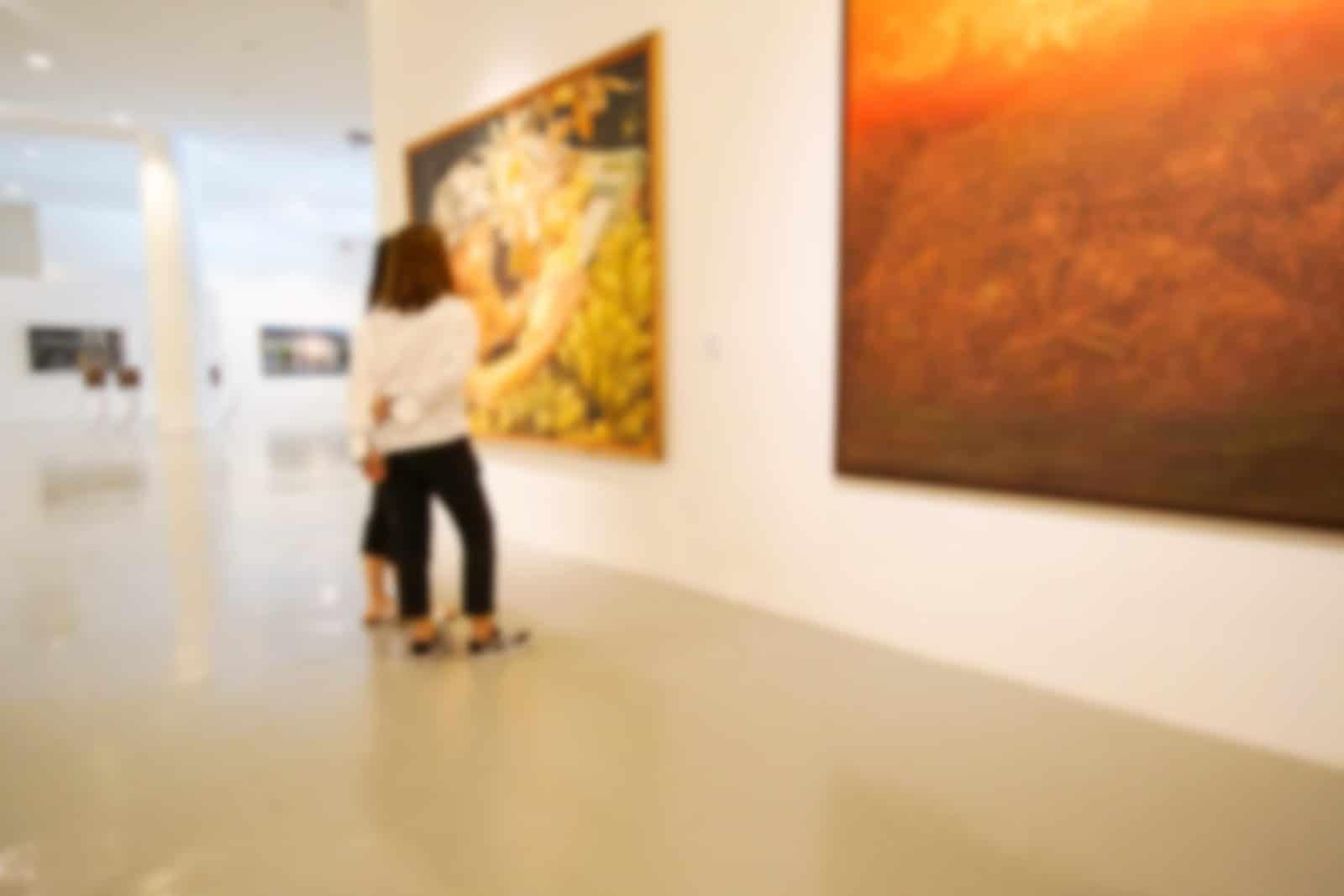 Arts in April in Napa