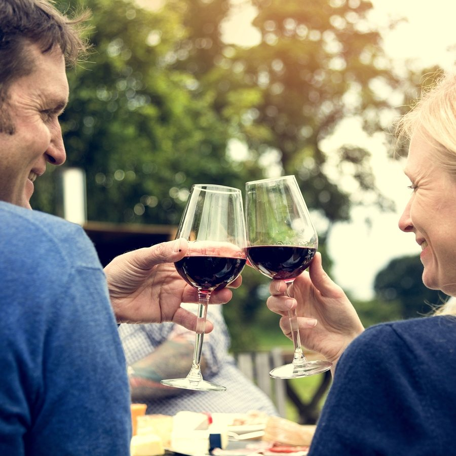 bigstock-Couple-Cheers-Love-Wine-Concep-158687618
