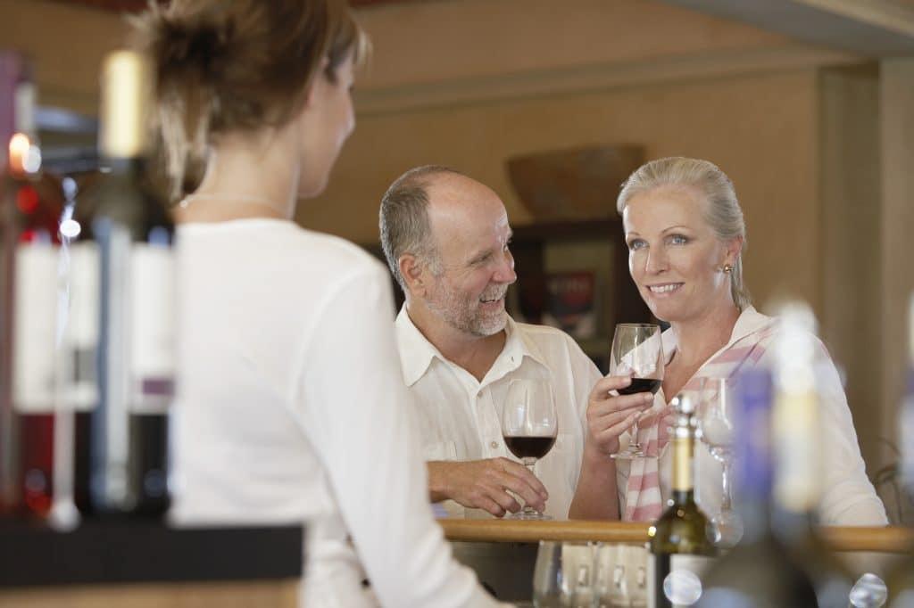 Downtown Napa Wine Tasting