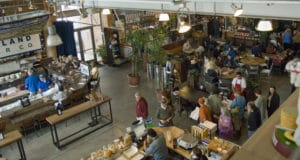 Oxbow Public Market is a destination shopping experience in downtown Napa.